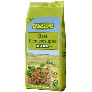 Klare Suppe ohne Hefe - Nachfüllpack