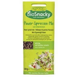 Keimsaat-Power Sprossen-Mix bioSnacky