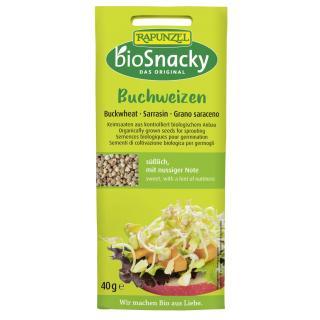 Keimsaat-Buchweizen geschält bioSnacky