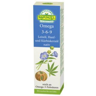 Omega Öl 3-6-9