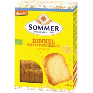 Dinkel Butter Zwieback