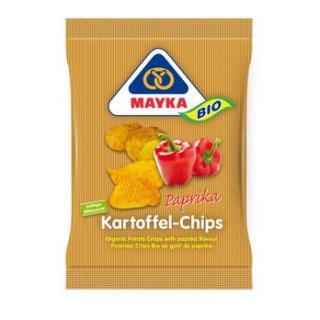 Kartoffelchips Paprika Mayka