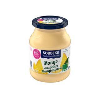 Joghurt Mango 7,5% im Glas
