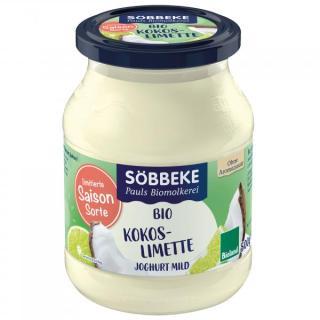 Frühlingsjoghurt Kokos-Limette 3,8% im Glas