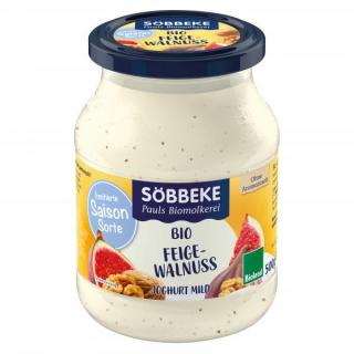 Herbstjoghurt Feige-Walnuss 3,8%