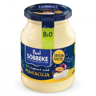 Sommerjoghurt Maracuja 3,8% im Glas