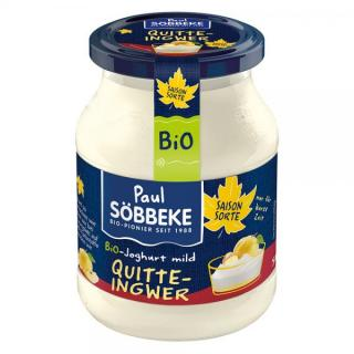 Herbstjoghurt Quitte-Ingwer 3,8%