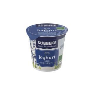 Joghurt mild 3,7%, 150g, cremig gerührt (Söb)