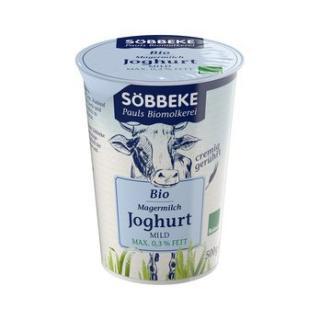 Magermilchjoghurt mild 0,3% im Becher