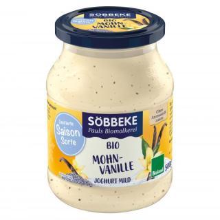 Herbstjoghurt Mohn-Vanille 3,8 %