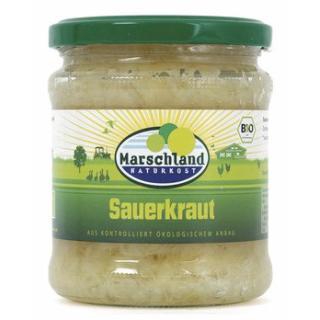 Sauerkraut im Glas klein