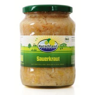 Sauerkraut im Glas groß