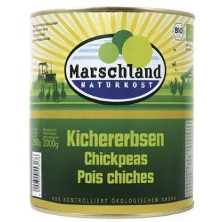 Kichererbsen in der Dose 3,1 l