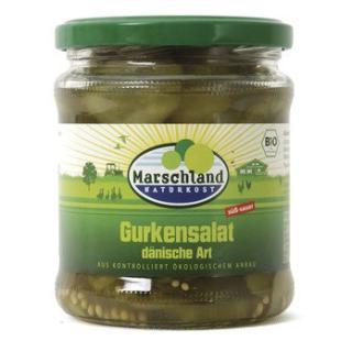 Gurkensalat dänische Art