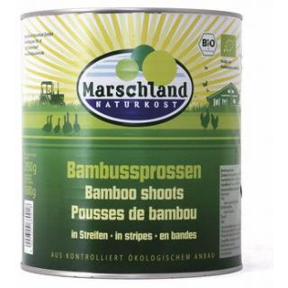 Bambussprossen 3,1 l