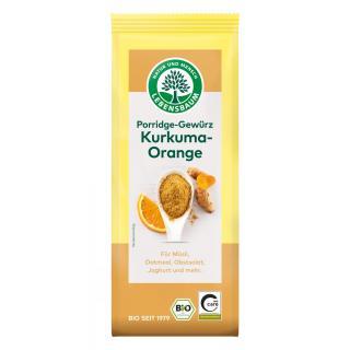 Porridge Gewürz - Kurkuma Orange