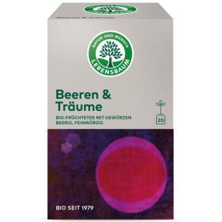 Beeren & Träume Teebeutel