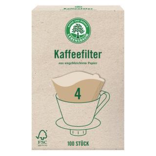 Kaffeefilter Gr. 4, Papier