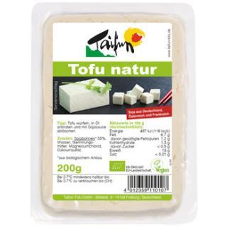 Tofu natur- klein (200g)