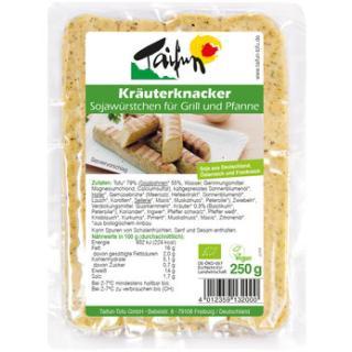 Tofu-Kräuterknacker 4 Stück
