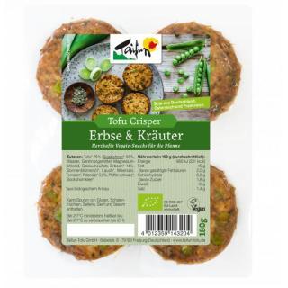 Tofu Crisper Erbse & Kräuter