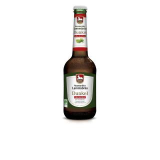 Lammsbräu Dunkel alkoholfrei 0,33l (Kiste)