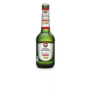 Lammsbräu Radler alkoholfrei 0,33l (Kiste)