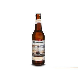 Bernstein Weizen alkoholfrei, 20 x 0,5l