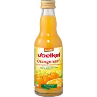 Orangensaft, 0,2l Kiste (Voe)