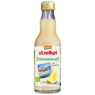 Zitronensaft, demeter (Voe)