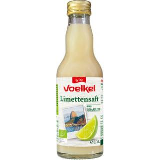 Limettensaft, 0,2l (Voe)