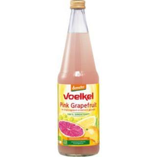 Pink Grapefruitsaft demeter