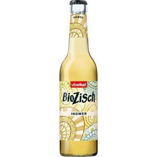 Bio Zisch Ginger Life (12x0,33l) (Voe)