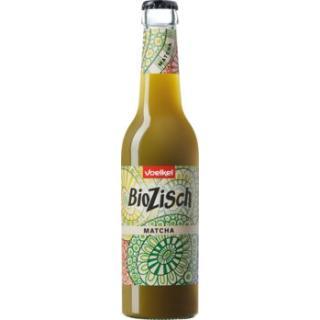 Bio Zisch Matcha (12x0,33l) (Voe)
