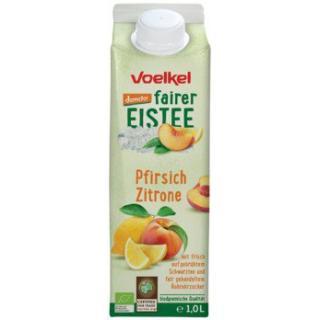 Eistee Pfirsich Zitrone Elopak