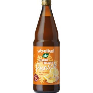 Zitrone Ingwer Punsch