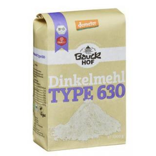 Dinkelmehl, Typ 630