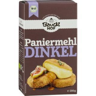 Paniermehl -  Dinkel Semmelbrösel