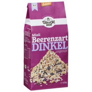 Dinkel-Müsli Beerenzart