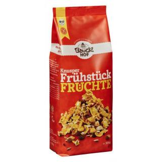Knusper Frühstück Früchte-Müsli