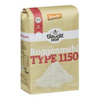 Roggenmehl - Typ 1150