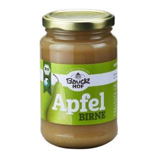 Apfel-Birnenmark ungesüßt
