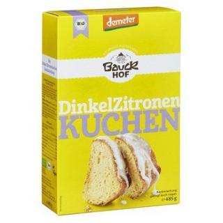 Dinkel-Zitronenkuchen Backmischung, demeter