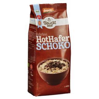 Hot Hafer Haferbrei Schoko