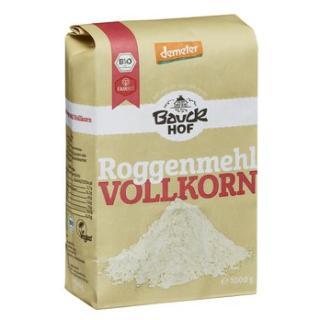 Roggenmehl - Vollkorn