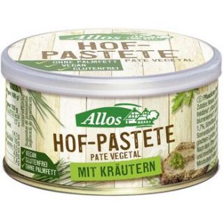 Hof Pastete Kräuter