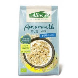 Amaranth Basis Müsli