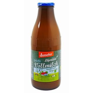 Milch - 3,7% demeter Flasche