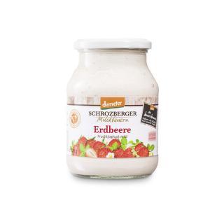 Joghurt Erdbeere 3,5% im Glas