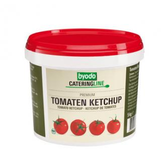 Ketchup Tomate - 5 kg Eimer